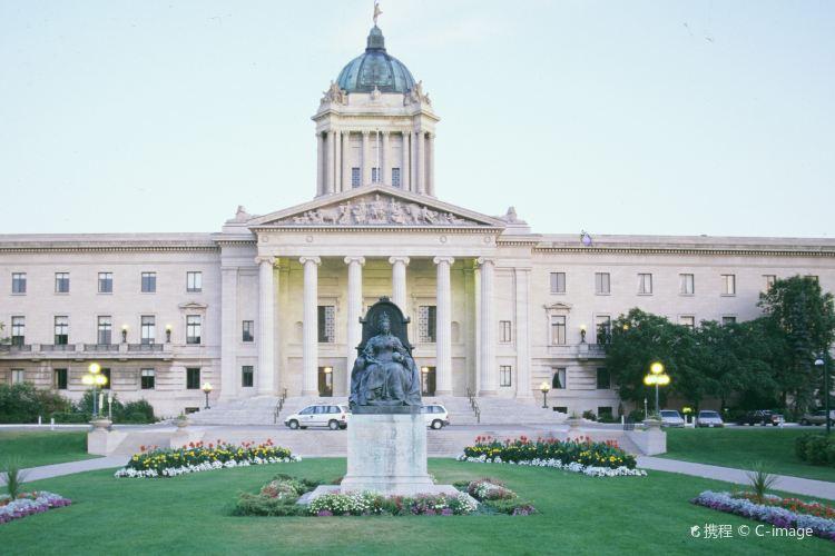 馬尼托巴省議會大廈1