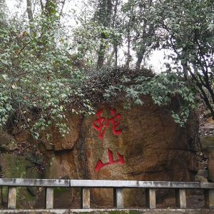 蛇山旅游景点攻略图