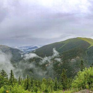 卡子拉山旅游景点攻略图