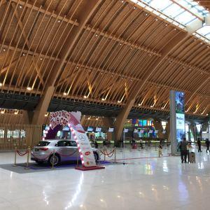 马克坦国际机场旅游景点攻略图