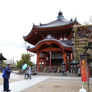 奈良町旅游景点攻略图
