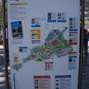 盖蒂中心旅游景点攻略图