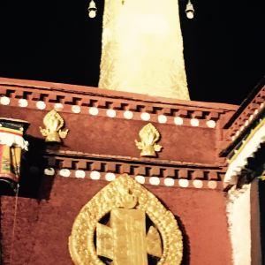 大昭寺广场旅游景点攻略图