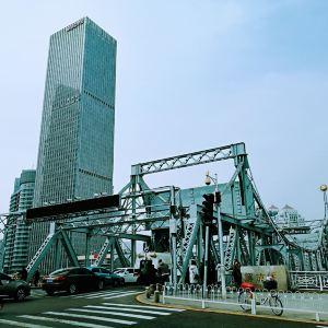 解放桥旅游景点攻略图