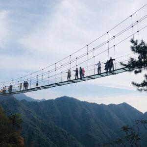 大觉山旅游景点攻略图