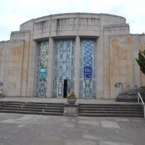 西雅图亚洲艺术博物馆旅游景点攻略图