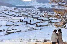 我,新疆人,见了二十多年的雪,居然也沉沦在喀纳斯的冬