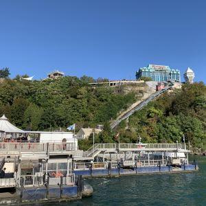 加拿大号角者尼亚加拉瀑布游轮旅游景点攻略图