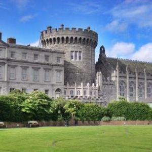 都柏林城堡旅游景点攻略图