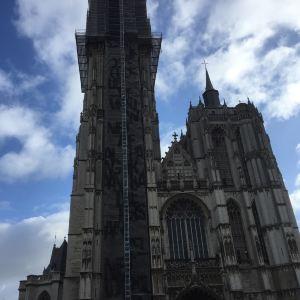 圣母大教堂(Onze Lieve Vrouwekathedraal)旅游景点攻略图