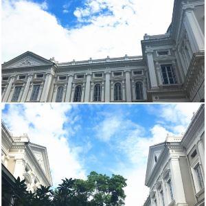 新加坡国家博物馆旅游景点攻略图