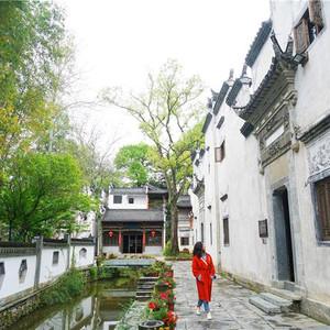 婺源游记图文-江西婺源最有情怀的小镇,重现千年古徽州生活,春天风景美如画卷