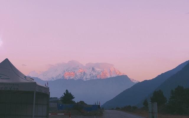 梦一样的西藏 / 喝一杯甜茶,笑着和雪山问好【陆路去尼泊尔全攻略+超多干货美图】