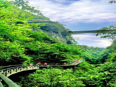 "Shimen (""Stone Gate"") River"