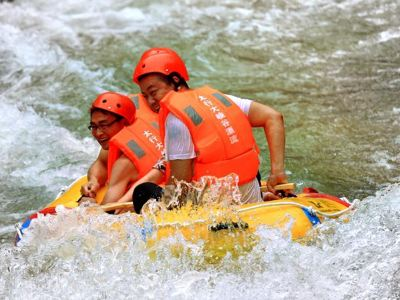 Taixing Grand Canyon Rafting