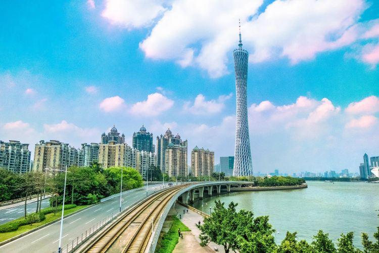 광저우 타워(광주탑)