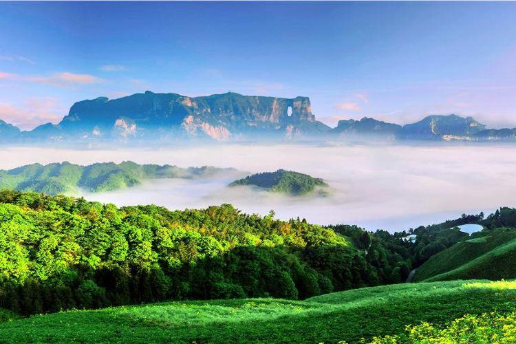 天門山國家森林公園