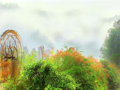 亞木溝風景區