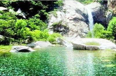 Baichitan Scenic Area