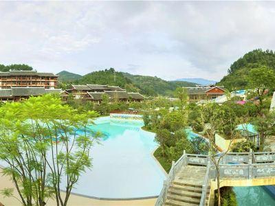 Jianhe Hot Springs