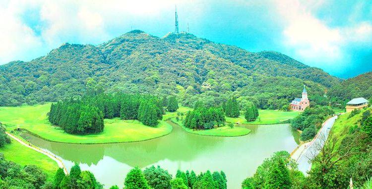 大容山森林公園