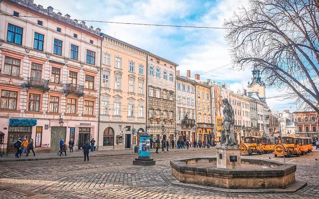 乌克兰利沃夫旅游攻略,千万别错过这些地方!