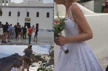 拍婚纱照的首选之地—希腊🇬🇷