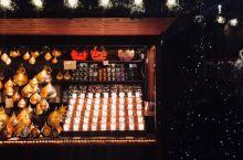 伦敦 圣诞集市的伦敦异常可爱
