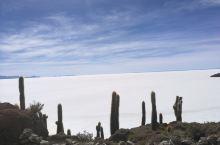 旱季游乌尤尼盐湖