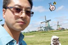 荷蘭赞丹市風車村之旅