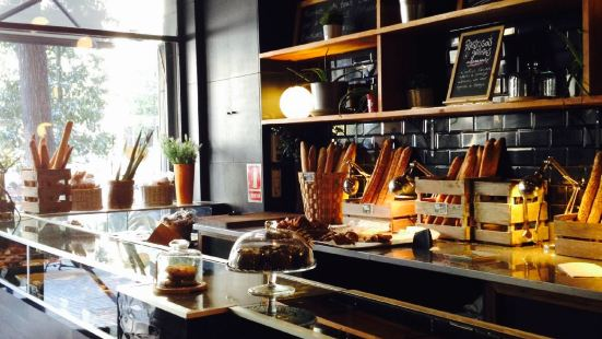 Pacific forn cafe