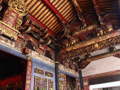 Lukang Chenghuang Temple