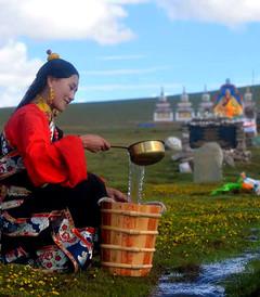 [玉树游记图片] 【跨越9省】一场视觉与心灵感悟的黄河寻根之旅