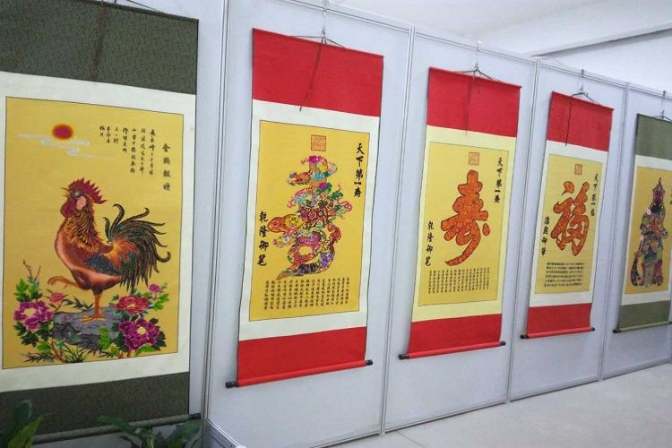 Luanxian Ancient City Without Civilians Intangible Heritage Cultural Center3