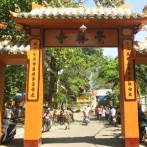 觉林寺旅游景点攻略图