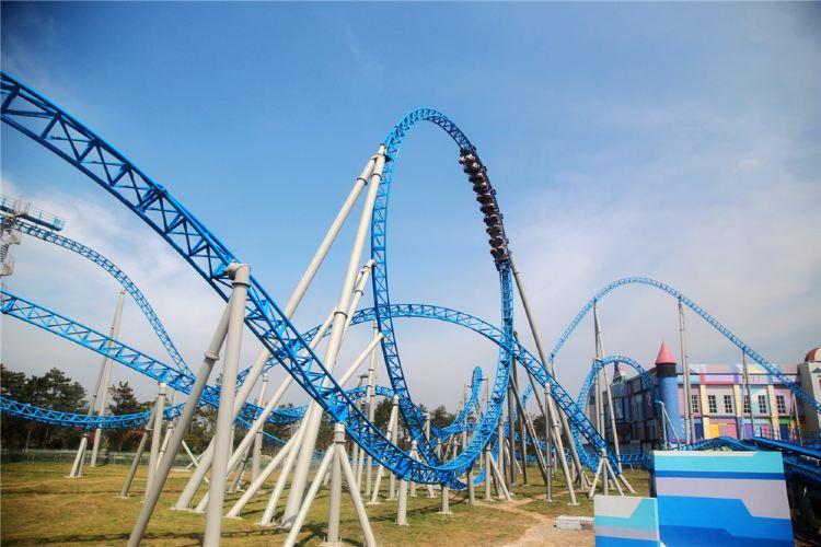 Quancheng Oulebao Menghuan Shijie - European-Themed Amusement Park1