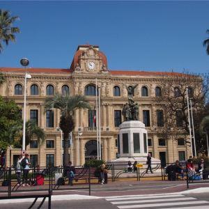 戛纳市政厅旅游景点攻略图