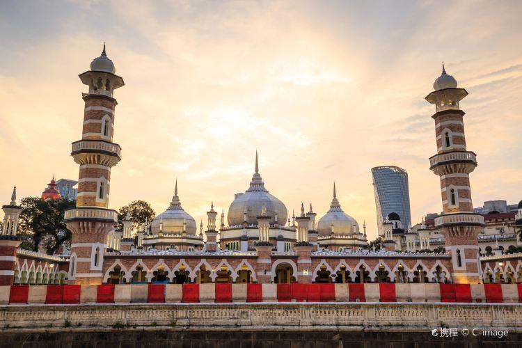 Jamek Mosque1
