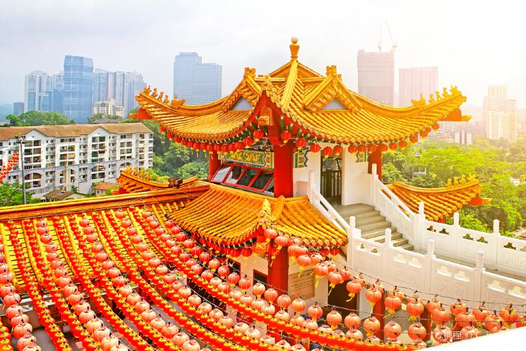 Thean Hou Buddhist Temple1