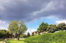 突然的乌云