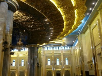 The Grand Mosque of Kuwait City