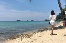 象岛孤独海滩,美!