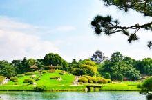 冈山后乐园