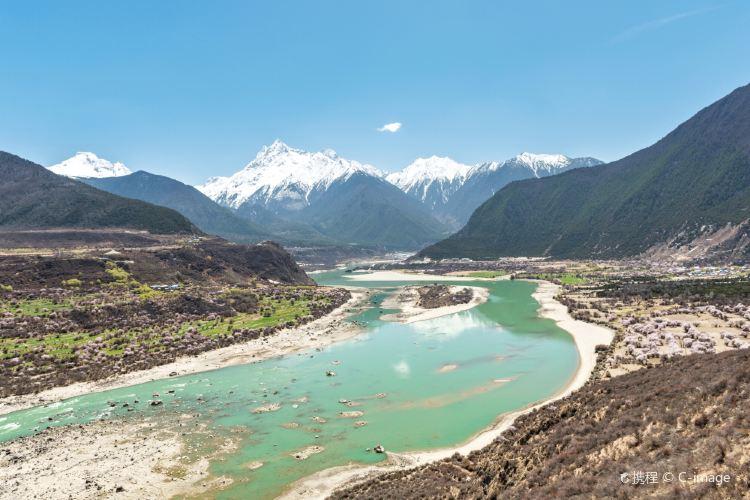 雅魯藏布大峽谷2