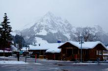 阿尔卑斯山脉——铁力士雪山