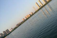 东波外滩看遗爱湖