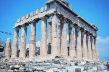 追随宙斯的起源-希腊雅典/圣托里尼