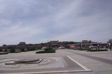 内蒙古锡林浩特市贝子庙一游。