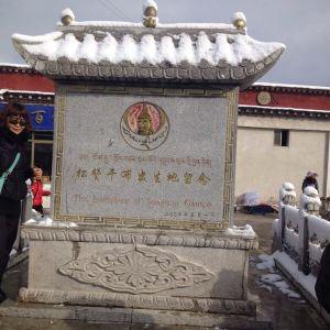 松赞干布纪念馆旅游景点攻略图