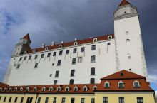 斯洛伐克~布拉迪斯拉发城堡